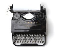 typewriter_klein